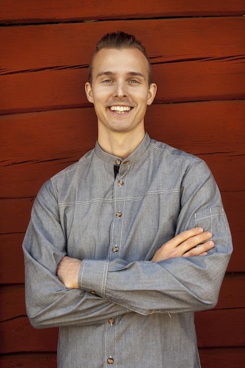 Andreas Printz Svegro Porträtt