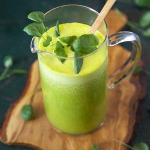 Utrensande juice