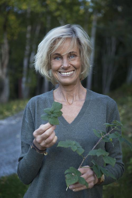 Lisen Sundblad Svegro Porträtt