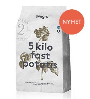 Svegro Fast potatis 5kg