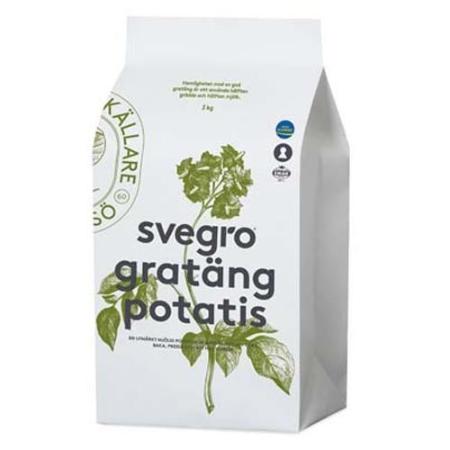 Svegro Matpotatis Gratäng 2kg