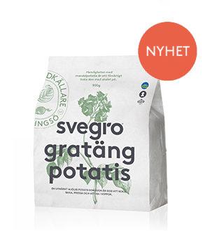 Svegro Matpotatis Gratäng 900g