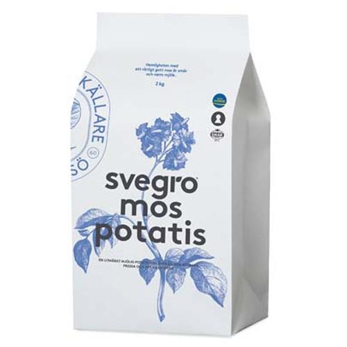 Svegro Matpotatis Mos 2kg