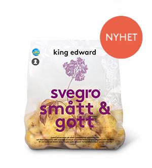 Smått & Gott King Edward 900g