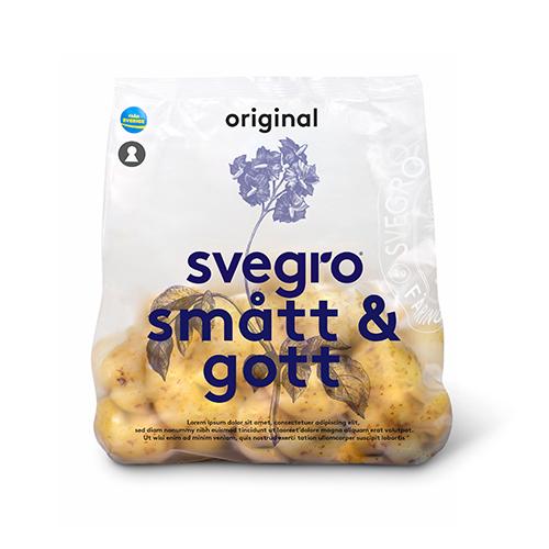 Smått & Gott Orginal 900g