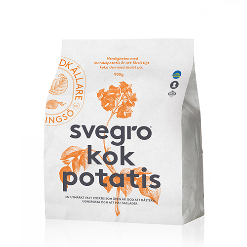 Svegro Matpotatis Kok 900g