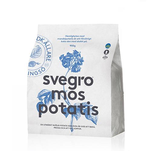 Svegro Matpotatis Mos 900g