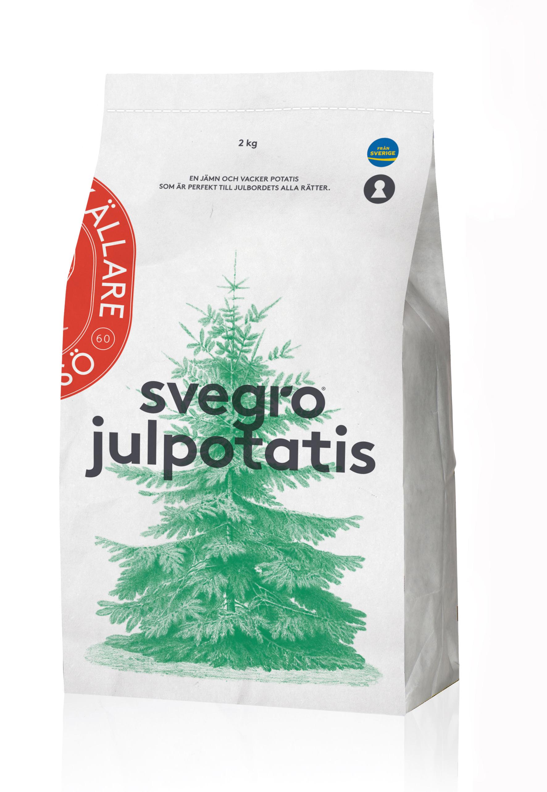 Svegro Julpotatis2kg