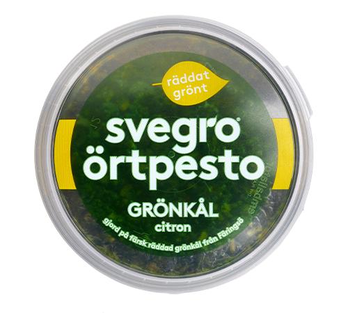 Svegro Örtpesto Grönkål