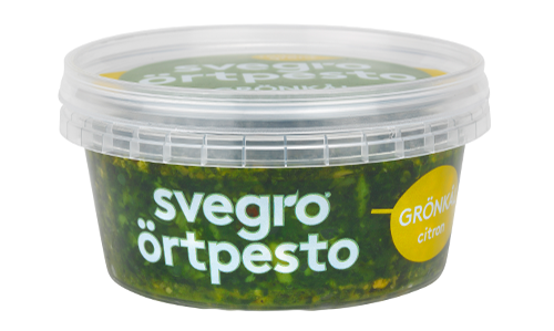 Svegro Grönkålspesto