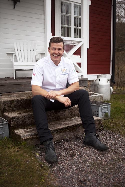 Thomas Sjögren Svegro Porträtt