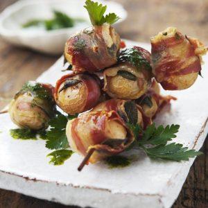 Baconbakad Smått & Gott med Rosmarin