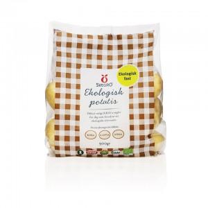 Ekologisk potatis - Fast