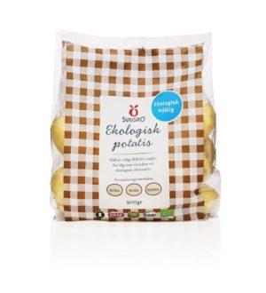 Ekologisk potatis - Mjölig
