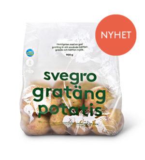 Gratängpotatis, matpotatis från Svegro Jordkällare (Nyhet)