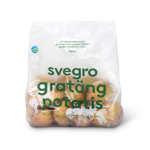 Svegro Gratängpotatis 900g