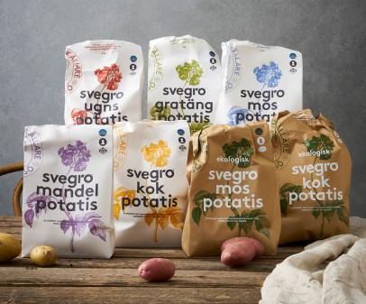 Svegro Matpotatis | Ny förpackning