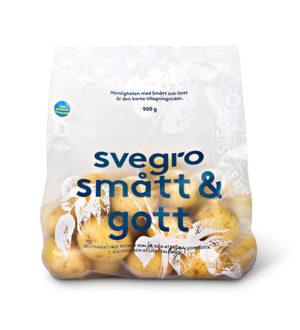 Smått & Gott 900g, matpotatis från Svegro Jordkällare