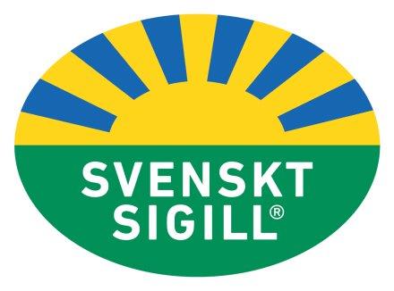 Svenskt sigill märkning