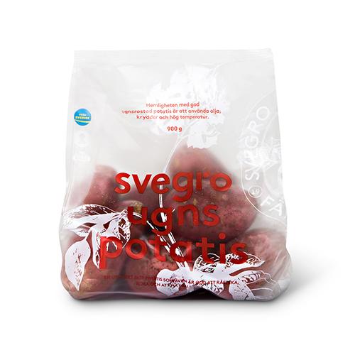Ugnspotatis, matpotatis från Svegro Jordkällare