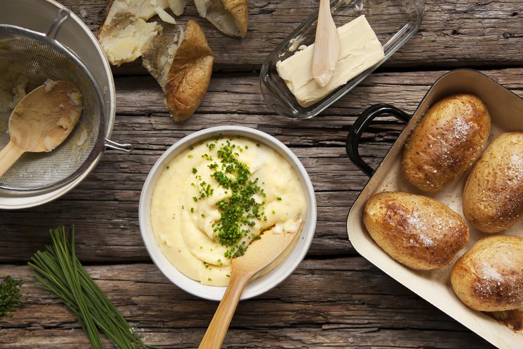 Godaste potatismoset